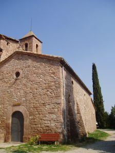 Església Santa Maria de Monistrolet